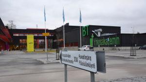 Campus Kungsgården.