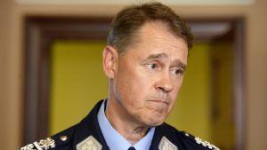 Polisöverdirektör Seppo Kolehmainen