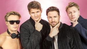 De vet du, en av artisterna i Melodifestivalen 2017