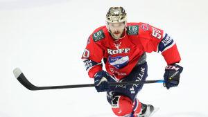 Juhamatti Aaltonen har gjort sitt i IFK för denna gång.