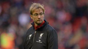 Jürgen Klopp tränar Liverpool.