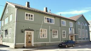 Svenska gården i Jakobstad.