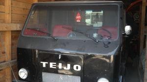 Lastbilen Teijo