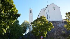 Martinskyrkan i Åbo.