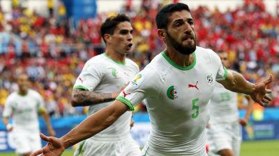 Tyskland algeriet till forlangning