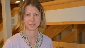 Johanna Illman är projektkoordinator i föreningen TAKO i Fiskars.