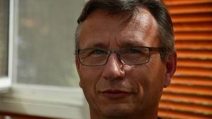 Peter Öling, vd för Byggtjänst G.West.