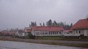 Brännmalmen är ett nybyggt bostadsområde i Sjundeå.