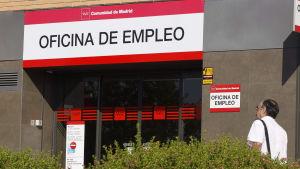Arbetsförmedling i Madrid