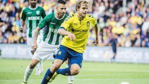 Teemu Pukki gör sin andra säsong i Bröndby.