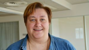 Lovisa stads kostservicechef Annika Kuusimurto.