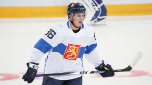 Teuvo Teräväinen inför World Cup 2016.