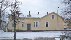 Carpelanska huset står i tur att renoveras efter Villa Hannus