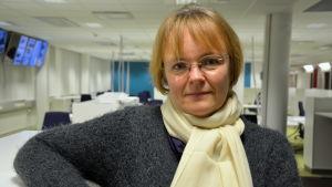 Gunilla Grönlund förlorade sin dotter till drogerna.