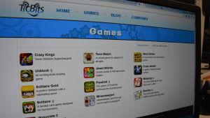 TicBits utvecklar spel för smartmobiler och surfplattor.