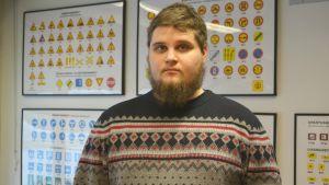 Janne Andersson, bilskolelärare.