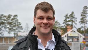 Vd för Salmon Farm Wilhelm Liljeqvist