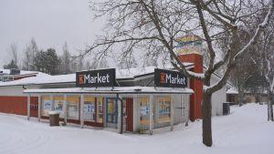 k-market i fredsby i lovisa