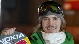 Roope Tonteri, snowboard-åkare.