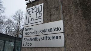 Studentbystiftelsen i Åbo