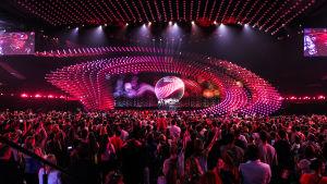 Eurovisionsscenen år 2015.