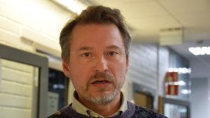 Mika Helander, arbetsmarknadsforskare
