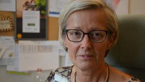 Birgitta Parikka, kost- och städchef i Kimitoöns kommun.