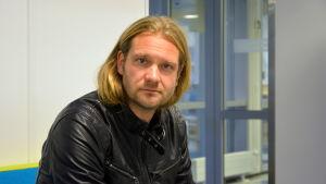 Max Peltonen, tränare för Vasa IFK.