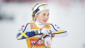 Stina Nilsson, Ruka 2016.