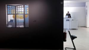 Utställning i kulturhuvudsatden 2016 San Sebastian