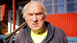 Kari Siekkeli, 63 år, är långtidsarbetslös.
