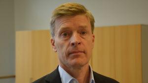 Professor Kim Wikström.