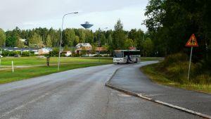 Pohjolan Liikennes buss i Sibbo, Söderkulla