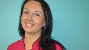Lenita Lehtonen, ordförande för Hem och skola i Kyrkslätt.