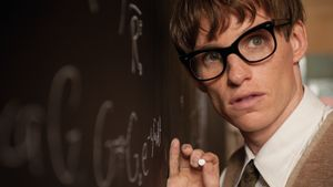 The Theory of Everything, Eddie Redmayne