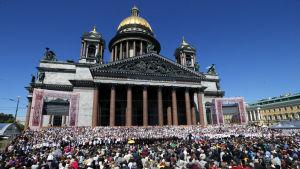 Isakskatedralen i S:t Petersburg