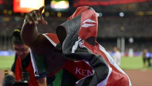 Julius Yego, VM i Peking 2015.