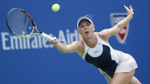 Caroline Wozniacki, US Open 2015.
