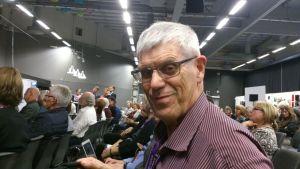 Harry Hamse vill stå upp för humanism