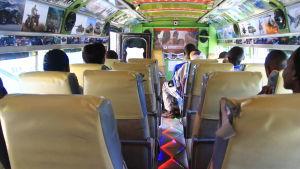 buss i nairobi
