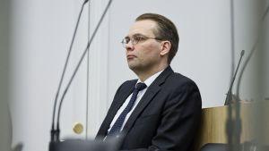 Jussi Niinistö (Sannf)