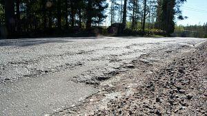 veckjärvivägen i borgå 06.05.16