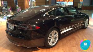 Teslas elbil Model 3