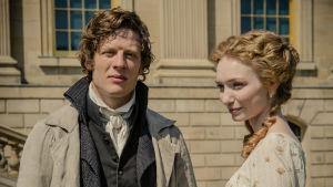Jane Austenin hengessä tehty rikostarina kertoo Elizabethin ja Darcyn myöhemmät vaiheet.