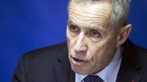Franska åklagaren Francois Molins.