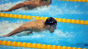 Alla tiders olympier Michael Phelps deltar även i OS i Rio.