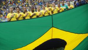Brasiliens damer vill gå långt vid OS i Rio de Janeiro.