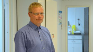 Forskningsläkare Ilkka Seppä tror att ett nytt vaccin mot bältros snart når apotekena.