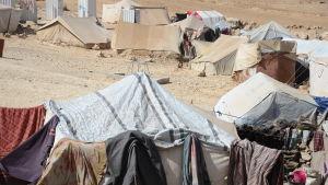 Interna flyktingar i norra Jemen, Khamer.
