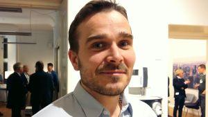 Niklas Lindholm, vd Rockway
